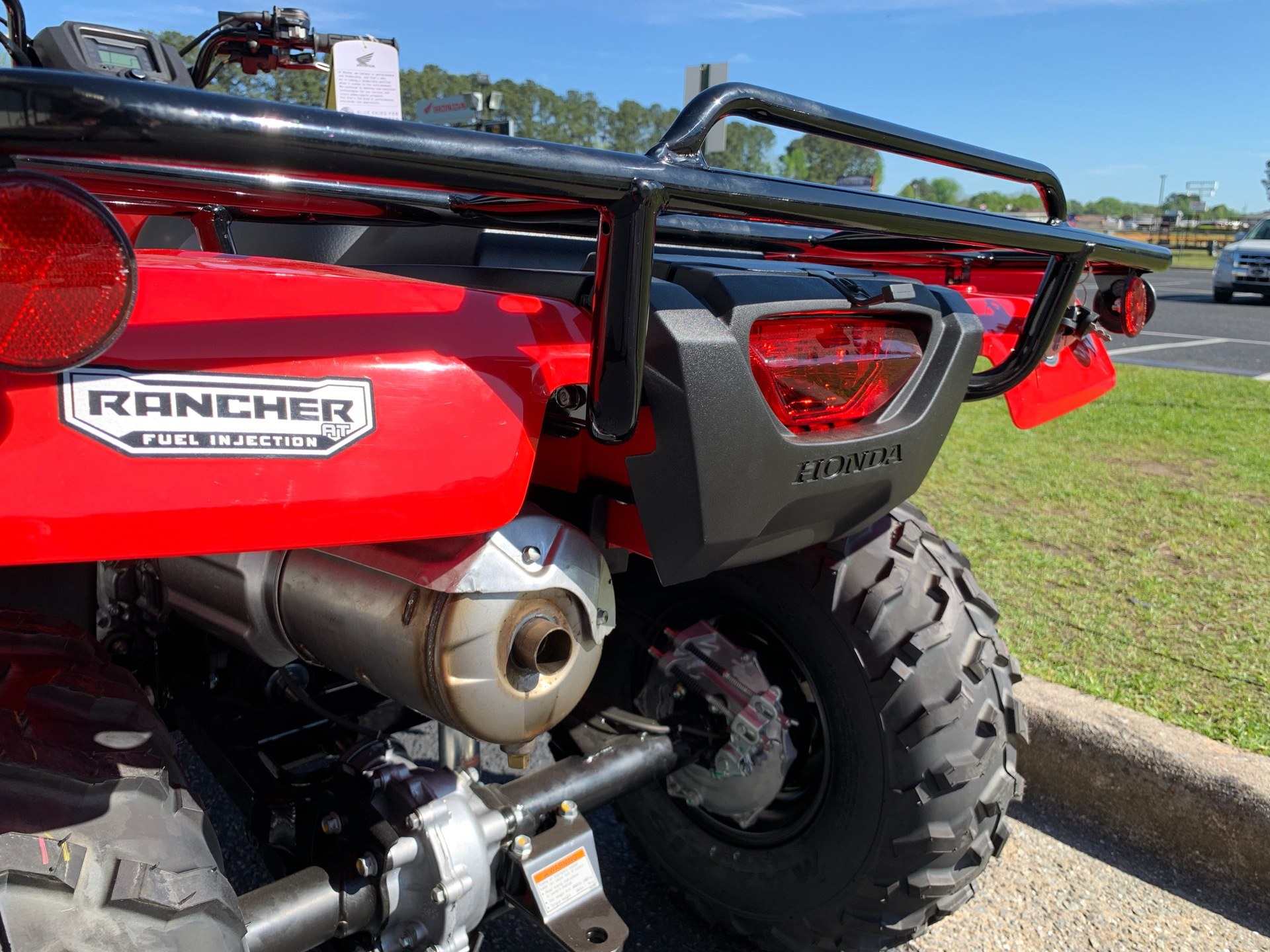 2019 Honda FourTrax Rancher 4x4 DCT EPS in Greenville, North Carolina - Photo 12