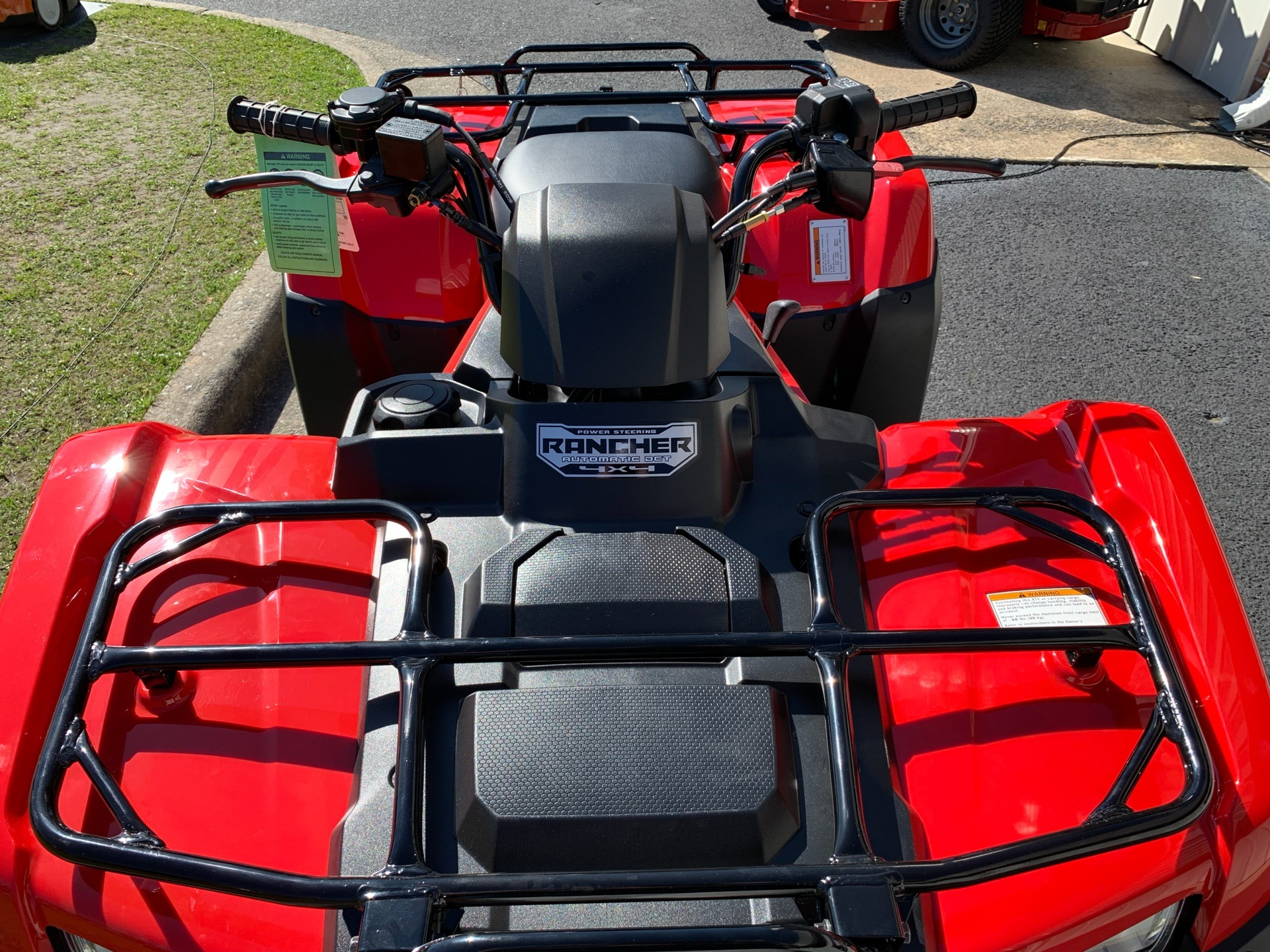 2019 Honda FourTrax Rancher 4x4 DCT EPS in Greenville, North Carolina - Photo 17