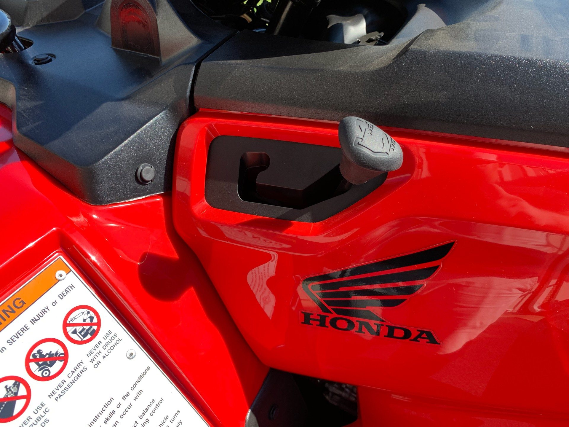 2019 Honda FourTrax Rancher 4x4 DCT EPS in Greenville, North Carolina - Photo 19