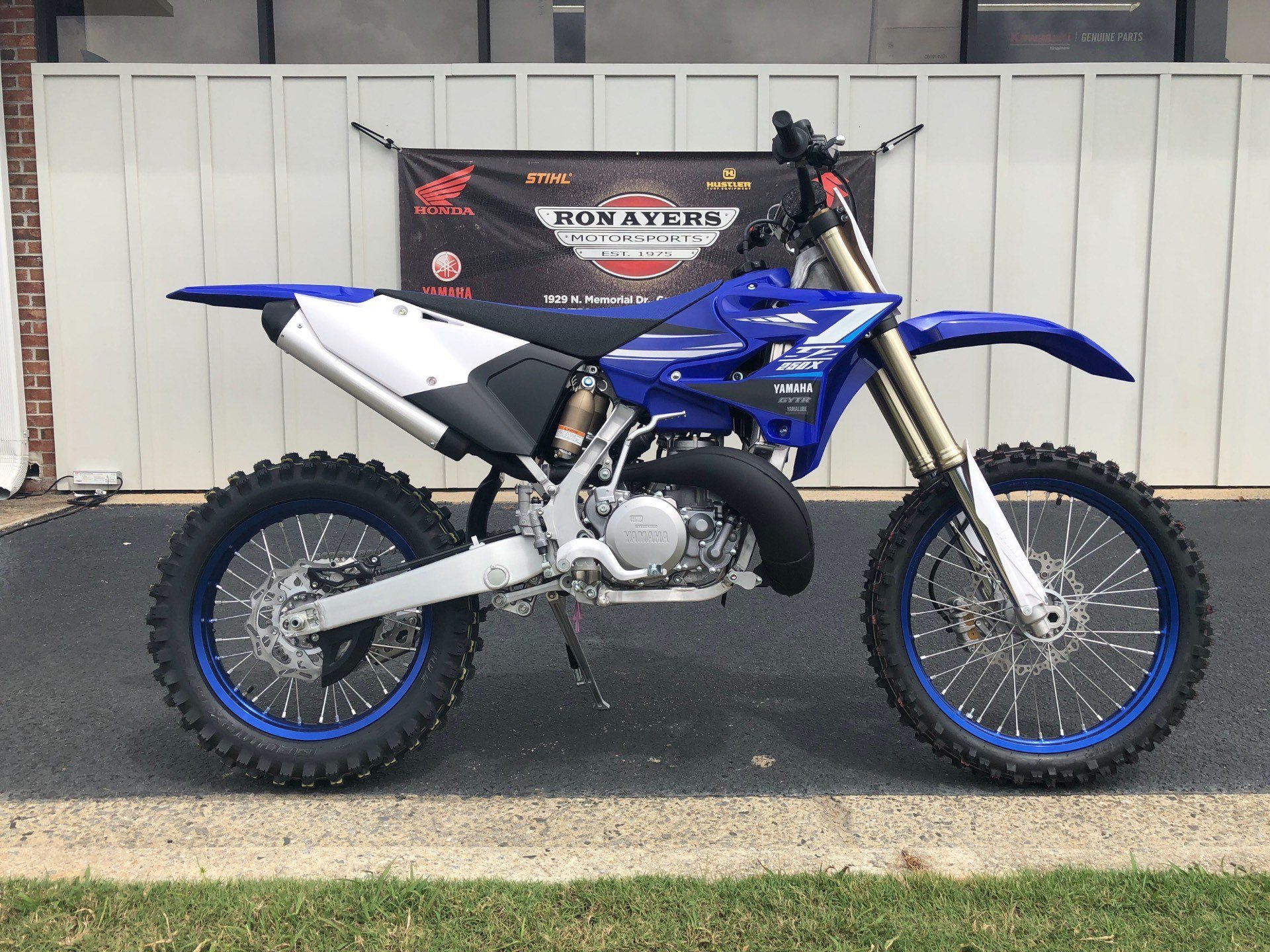 2020 Yamaha YZ250X in Greenville, North Carolina - Photo 1