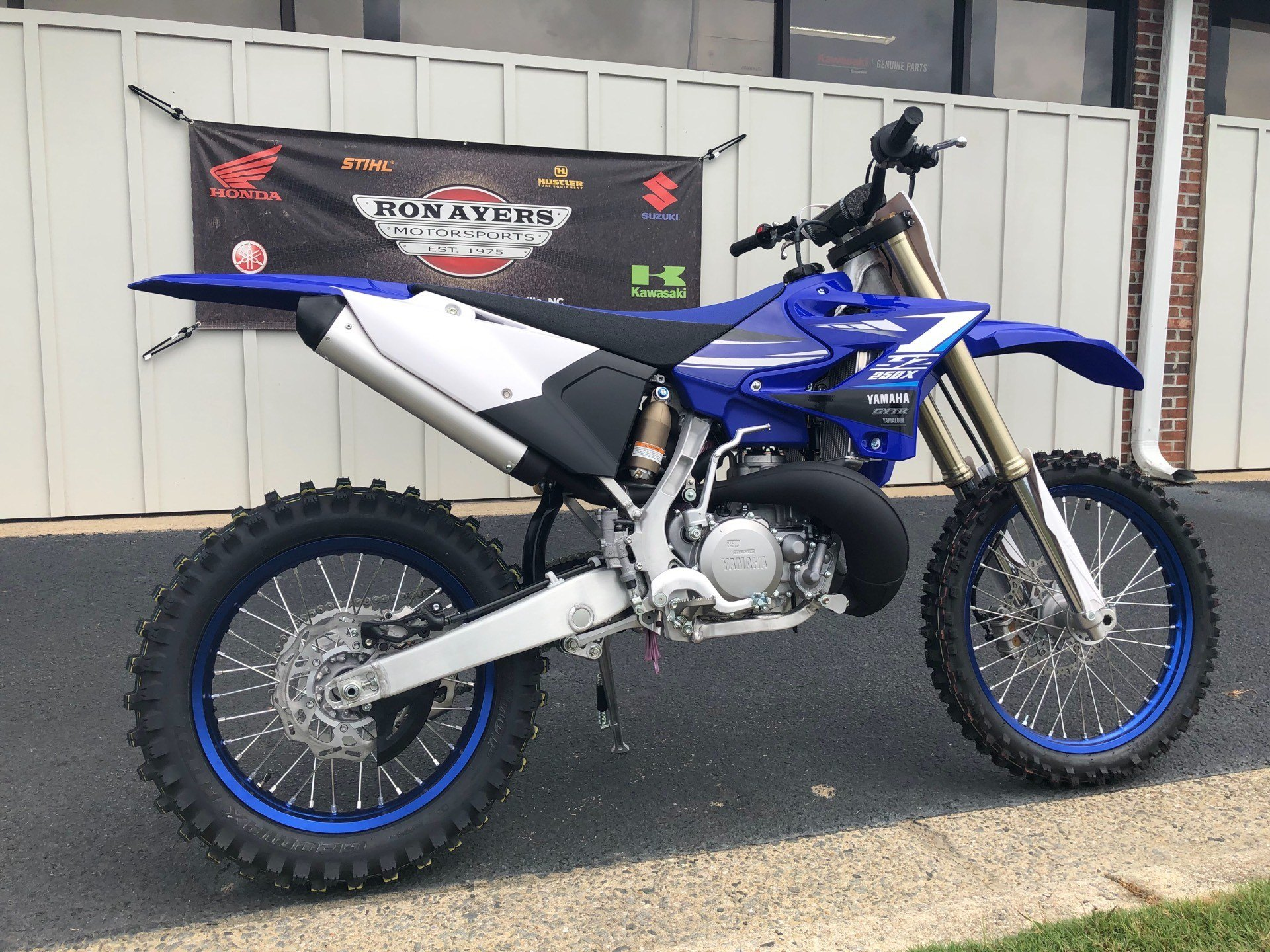2020 Yamaha YZ250X in Greenville, North Carolina - Photo 12