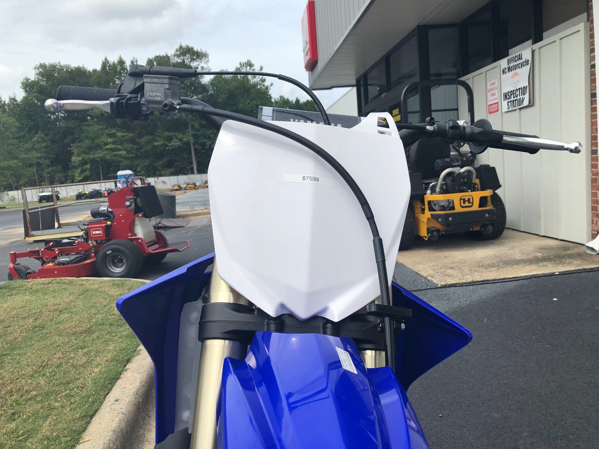 2020 Yamaha YZ250X in Greenville, North Carolina - Photo 13