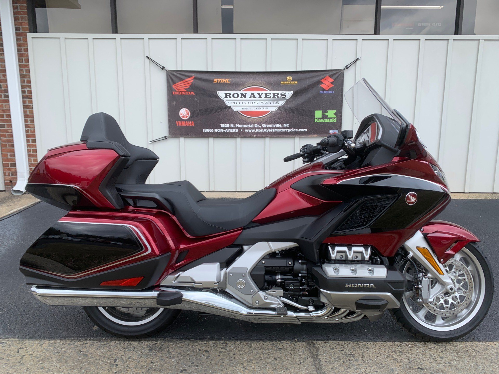 2020 Honda Gold Wing Tour in Greenville, North Carolina - Photo 1