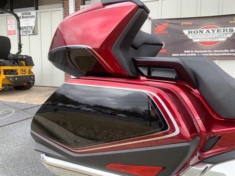 2020 Honda Gold Wing Tour in Greenville, North Carolina - Photo 19
