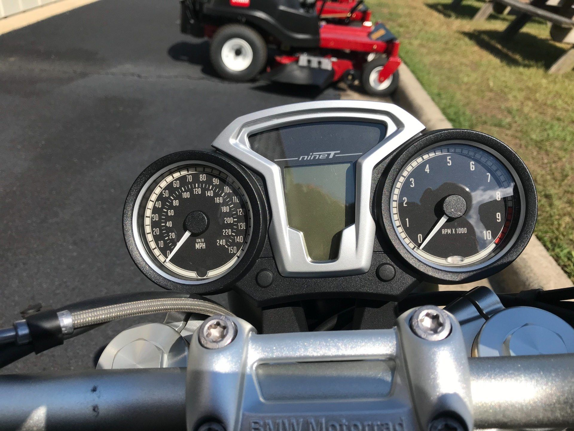 2016 BMW R nineT in Greenville, North Carolina
