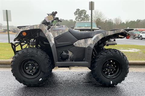 2019 Suzuki KingQuad 400ASi Camo in Greenville, North Carolina - Photo 7