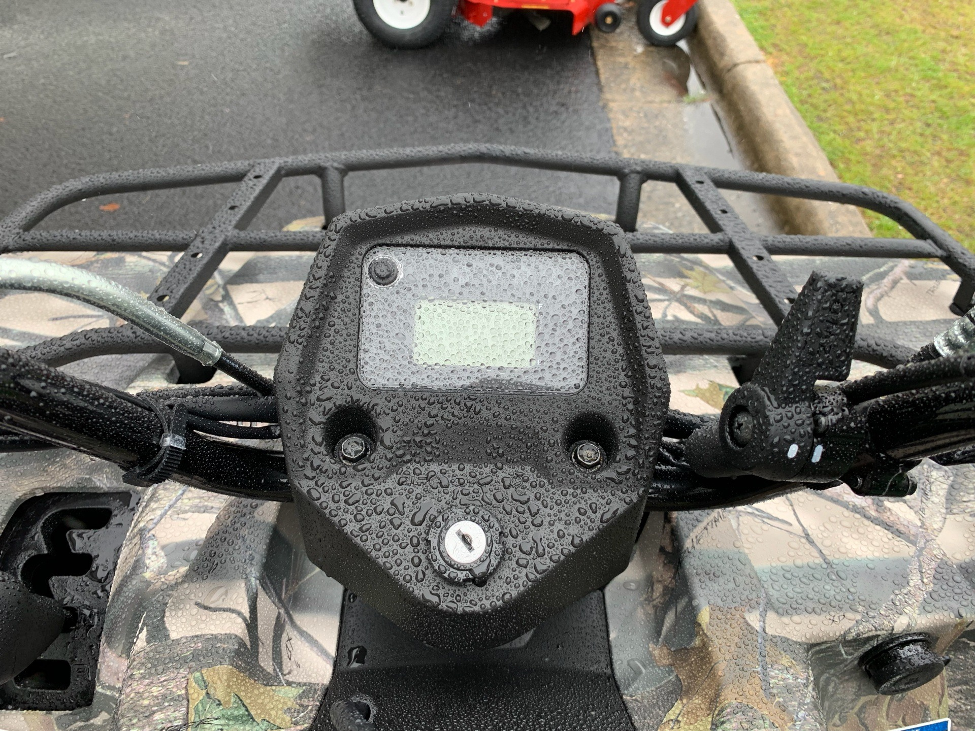 2019 Suzuki KingQuad 400ASi Camo in Greenville, North Carolina - Photo 11