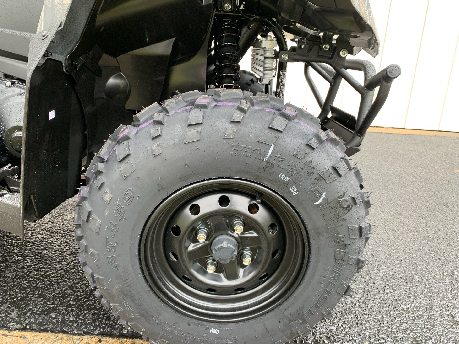2019 Suzuki KingQuad 400ASi Camo in Greenville, North Carolina - Photo 13