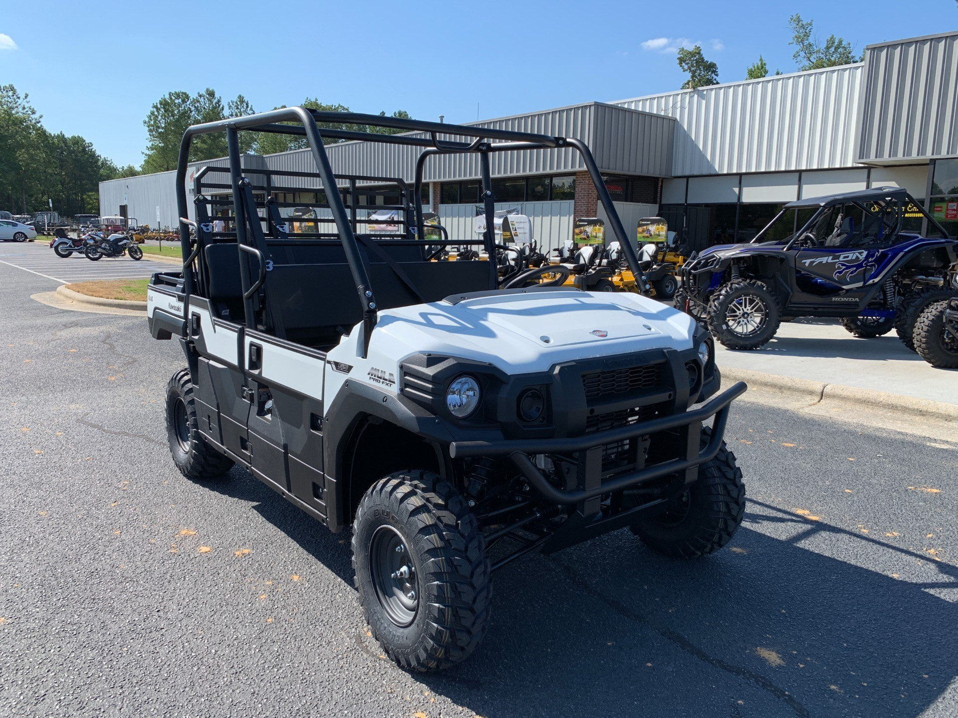 2020 Kawasaki Mule PRO-FXT EPS in Greenville, North Carolina - Photo 3