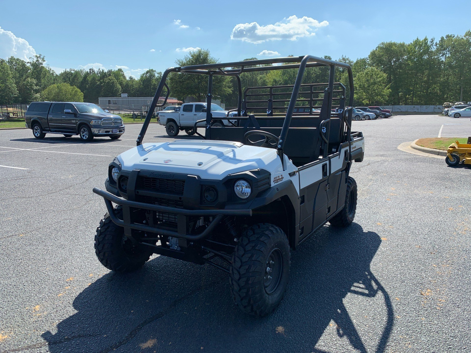 2020 Kawasaki Mule PRO-FXT EPS in Greenville, North Carolina - Photo 5