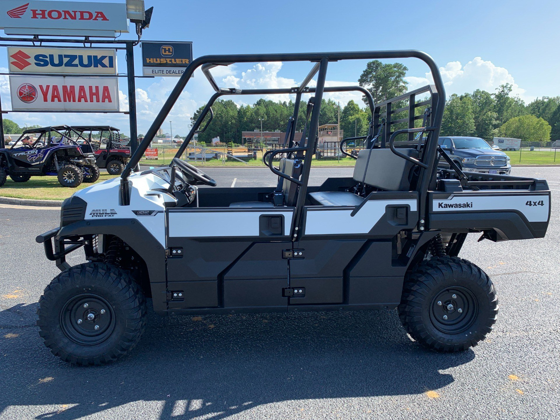 2020 Kawasaki Mule PRO-FXT EPS in Greenville, North Carolina - Photo 7