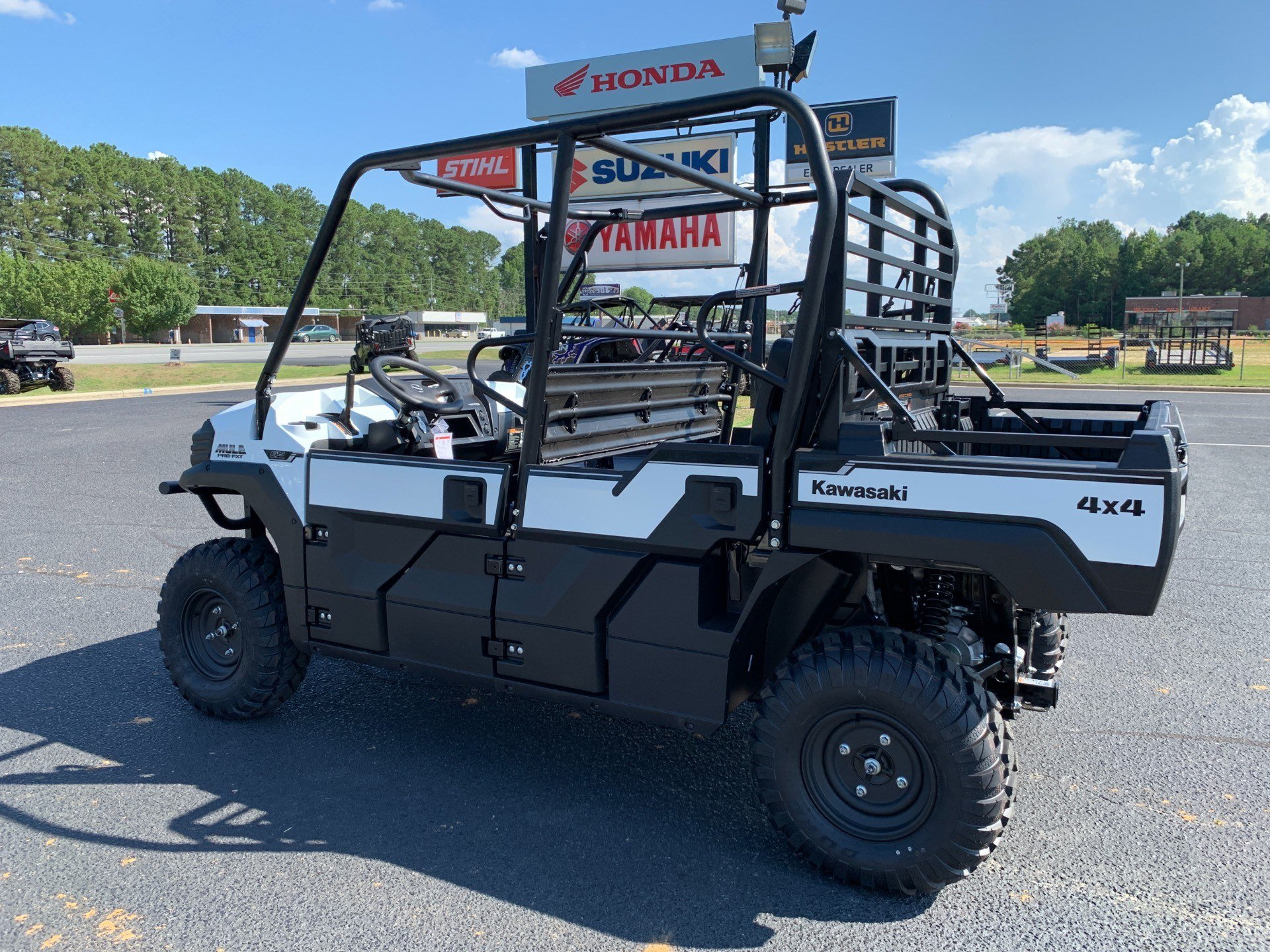 2020 Kawasaki Mule PRO-FXT EPS in Greenville, North Carolina - Photo 8