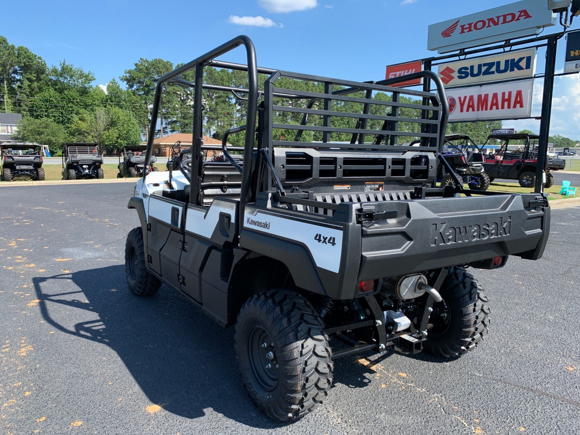 2020 Kawasaki Mule PRO-FXT EPS in Greenville, North Carolina - Photo 9