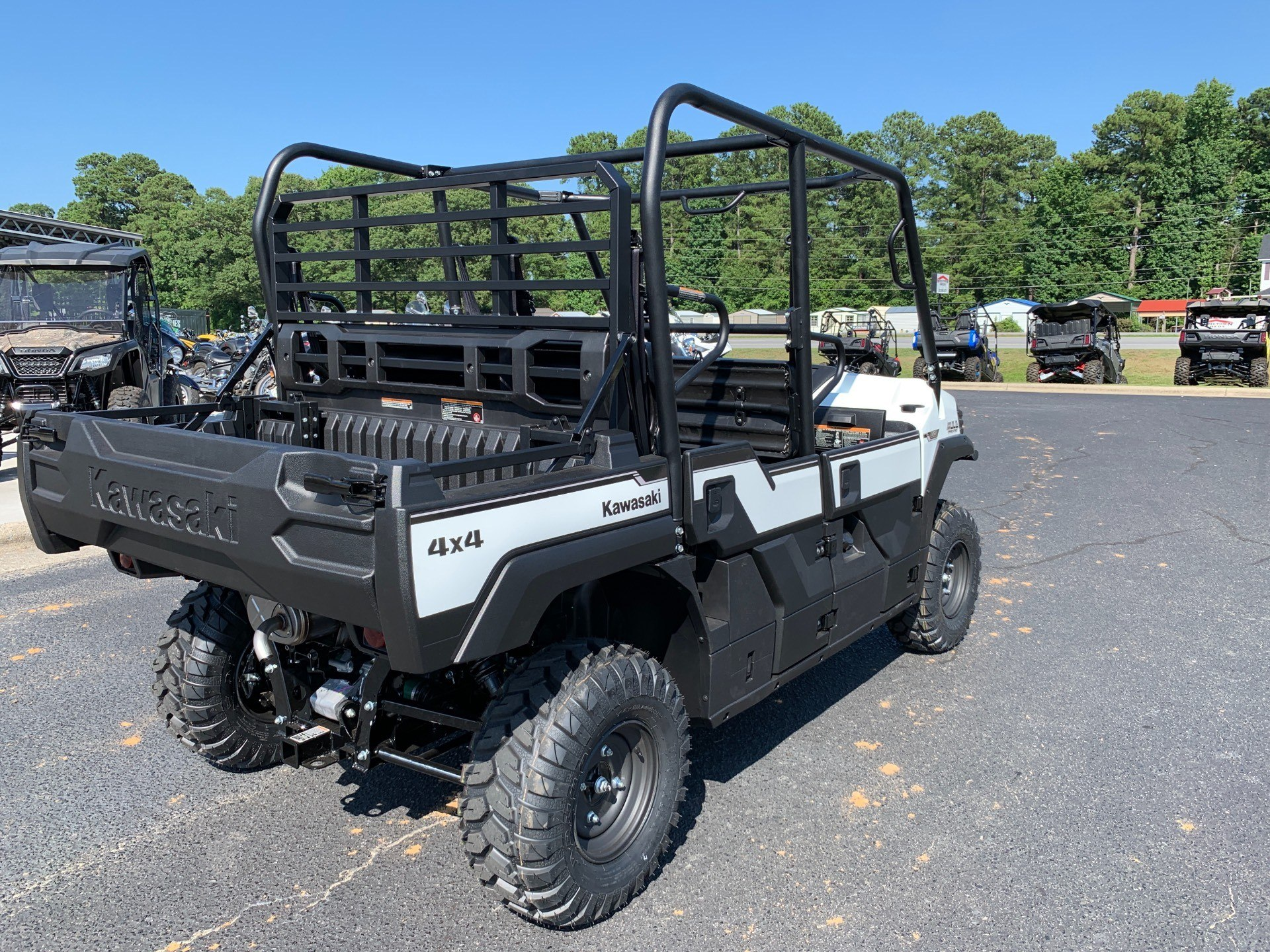 2020 Kawasaki Mule PRO-FXT EPS in Greenville, North Carolina - Photo 11