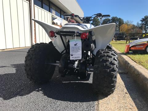 2019 Honda TRX90X in Greenville, North Carolina