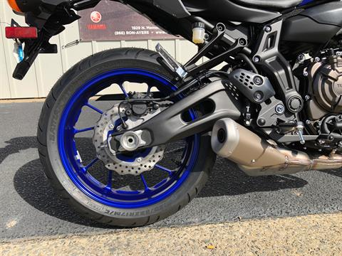 2020 Yamaha MT-07 in Greenville, North Carolina - Photo 17