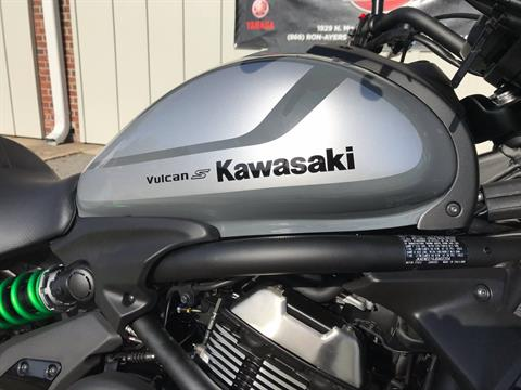 2018 Kawasaki Vulcan S ABS CAFÉ in Greenville, North Carolina
