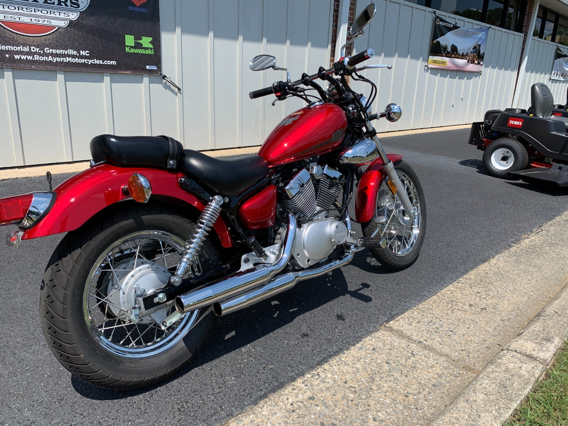 2014 Yamaha V Star 250 in Greenville, North Carolina - Photo 9