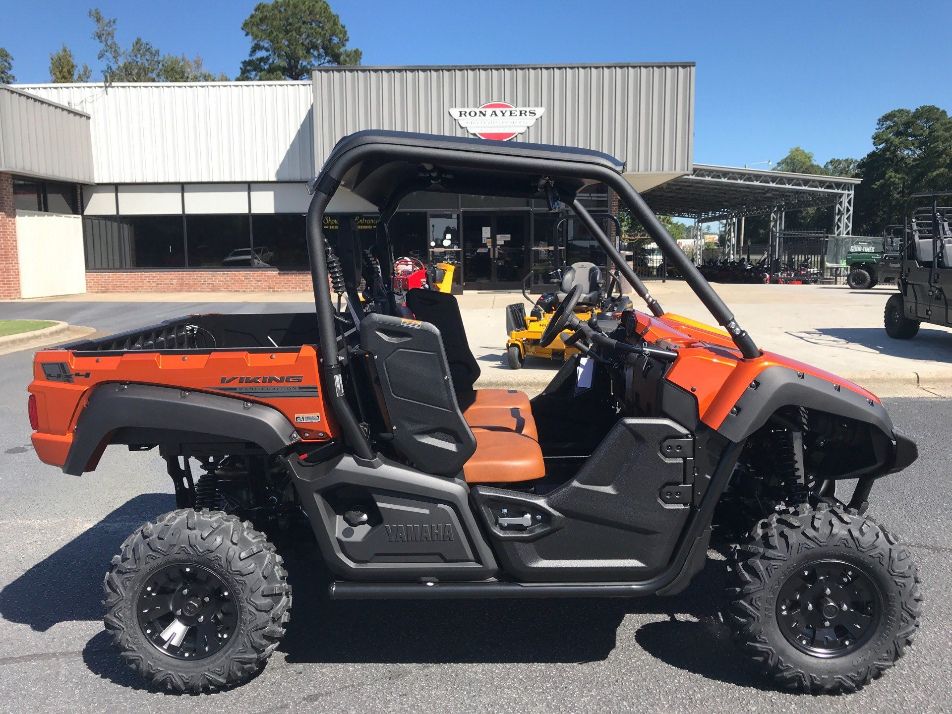 2021 Yamaha Viking EPS Ranch Edition in Greenville, North Carolina - Photo 1