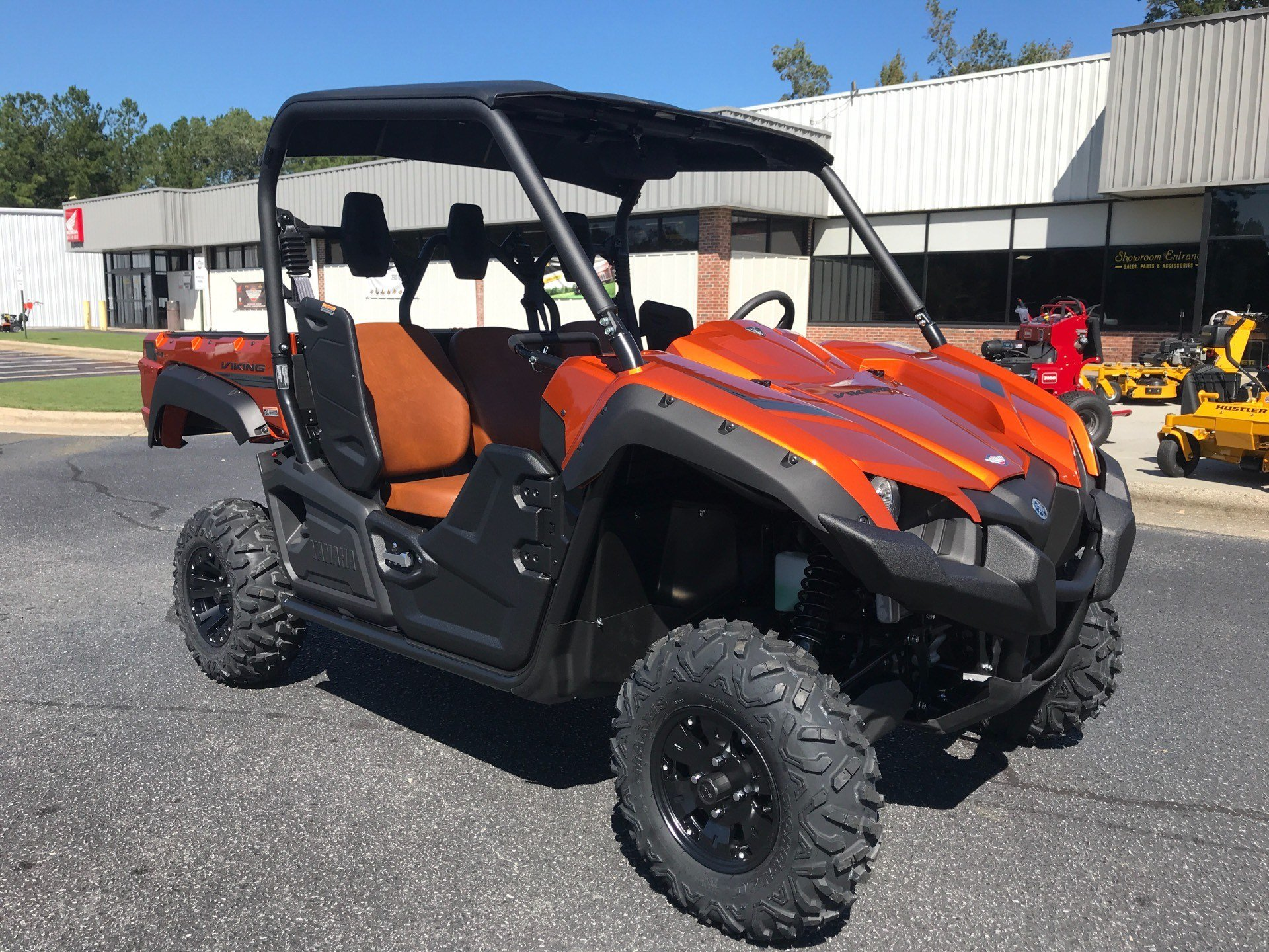 2021 Yamaha Viking EPS Ranch Edition in Greenville, North Carolina - Photo 2