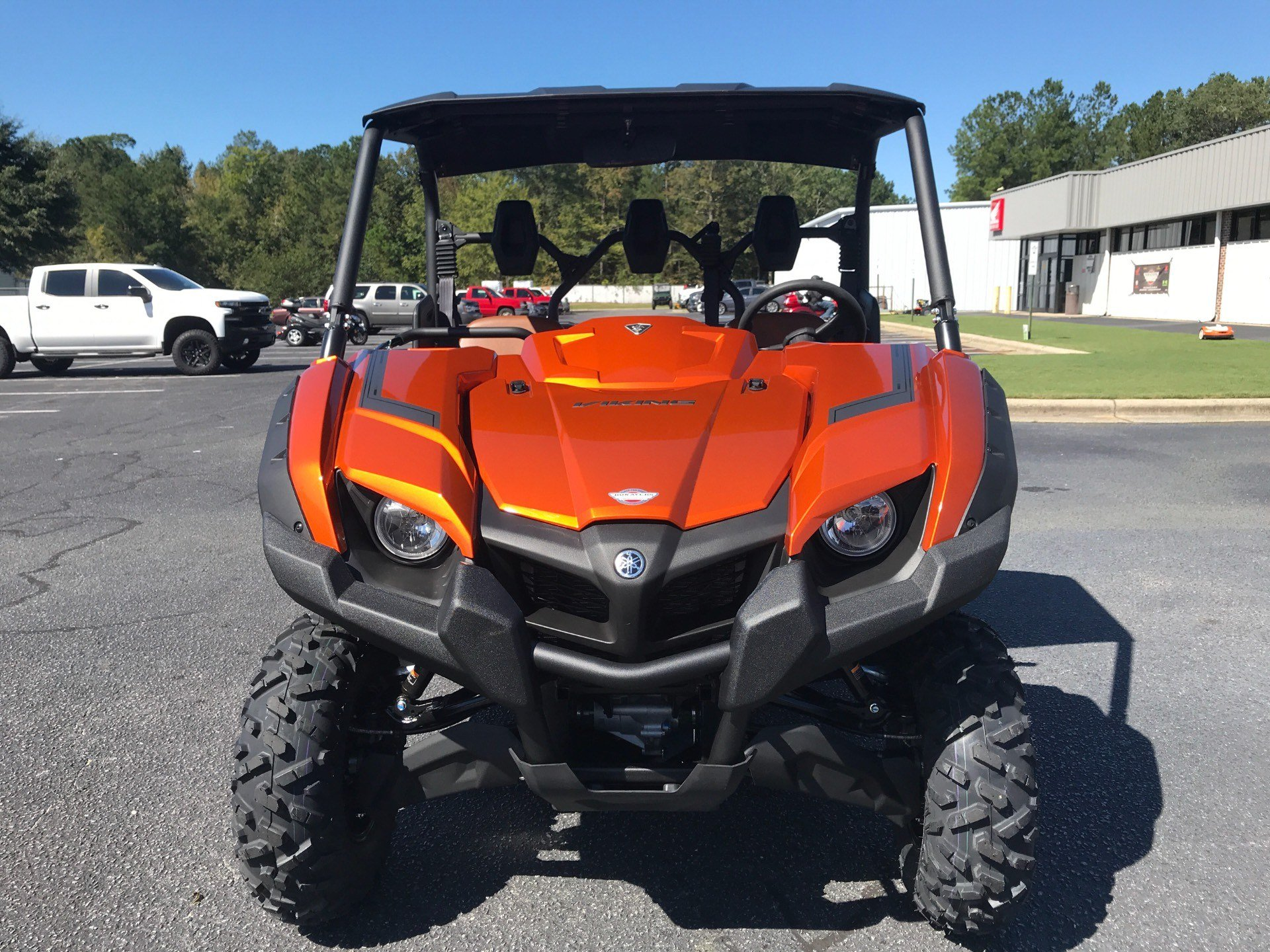 2021 Yamaha Viking EPS Ranch Edition in Greenville, North Carolina - Photo 3