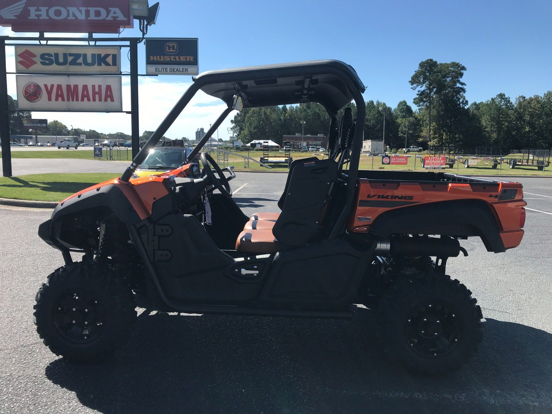 2021 Yamaha Viking EPS Ranch Edition in Greenville, North Carolina - Photo 5