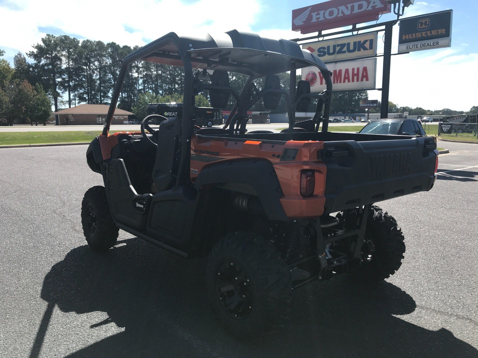 2021 Yamaha Viking EPS Ranch Edition in Greenville, North Carolina - Photo 6
