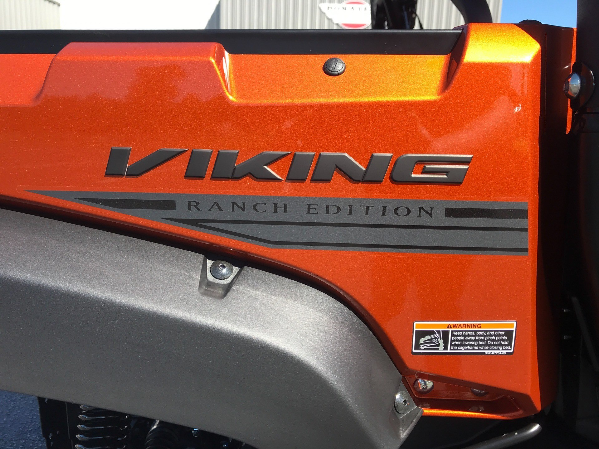 2021 Yamaha Viking EPS Ranch Edition in Greenville, North Carolina - Photo 15
