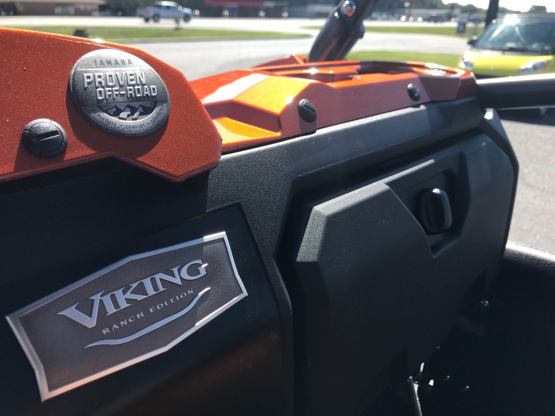 2021 Yamaha Viking EPS Ranch Edition in Greenville, North Carolina - Photo 24