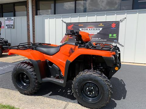 2019 Honda FourTrax Foreman 4x4 ES EPS in Greenville, North Carolina - Photo 2