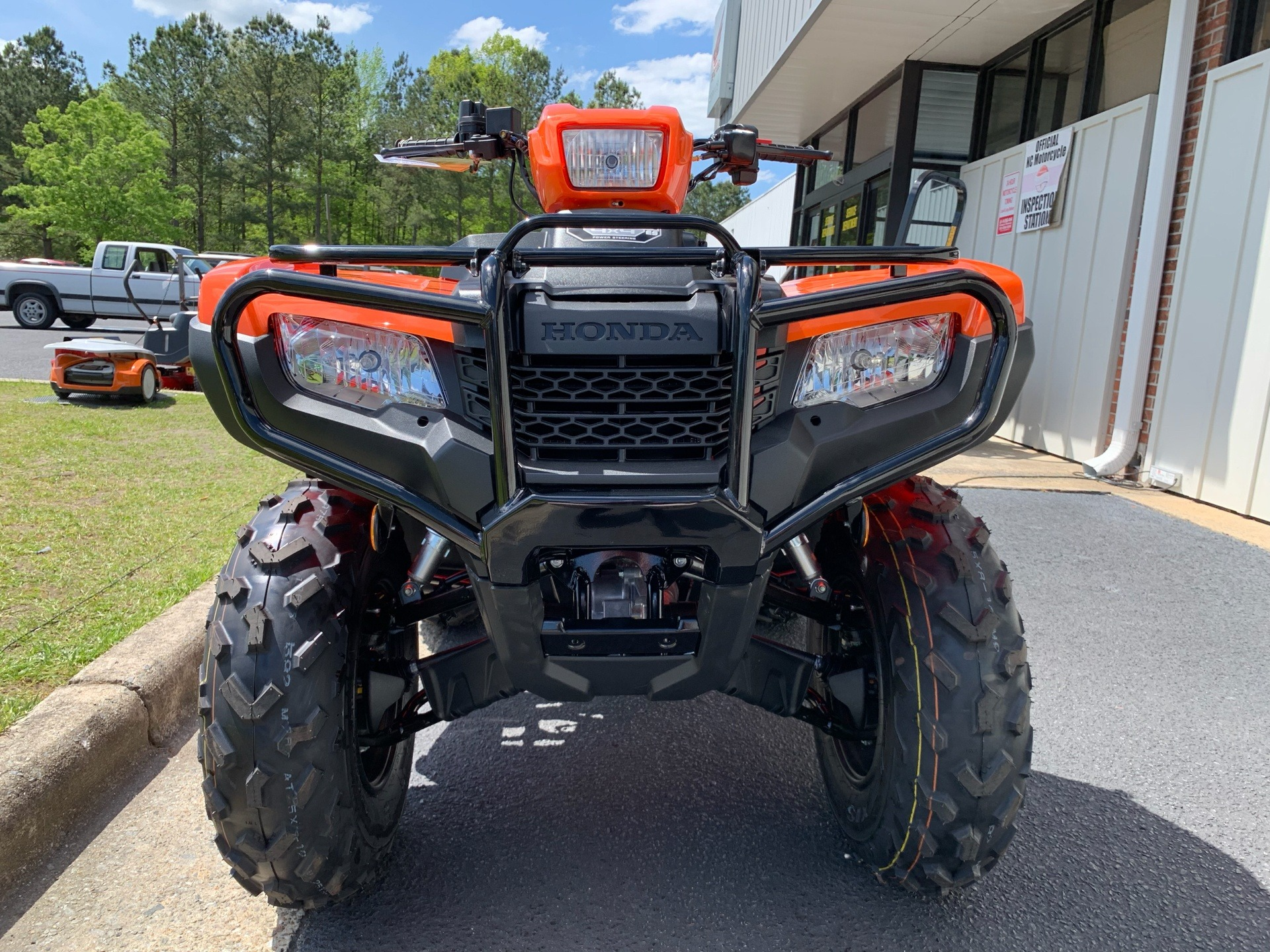 2019 Honda FourTrax Foreman 4x4 ES EPS in Greenville, North Carolina - Photo 4