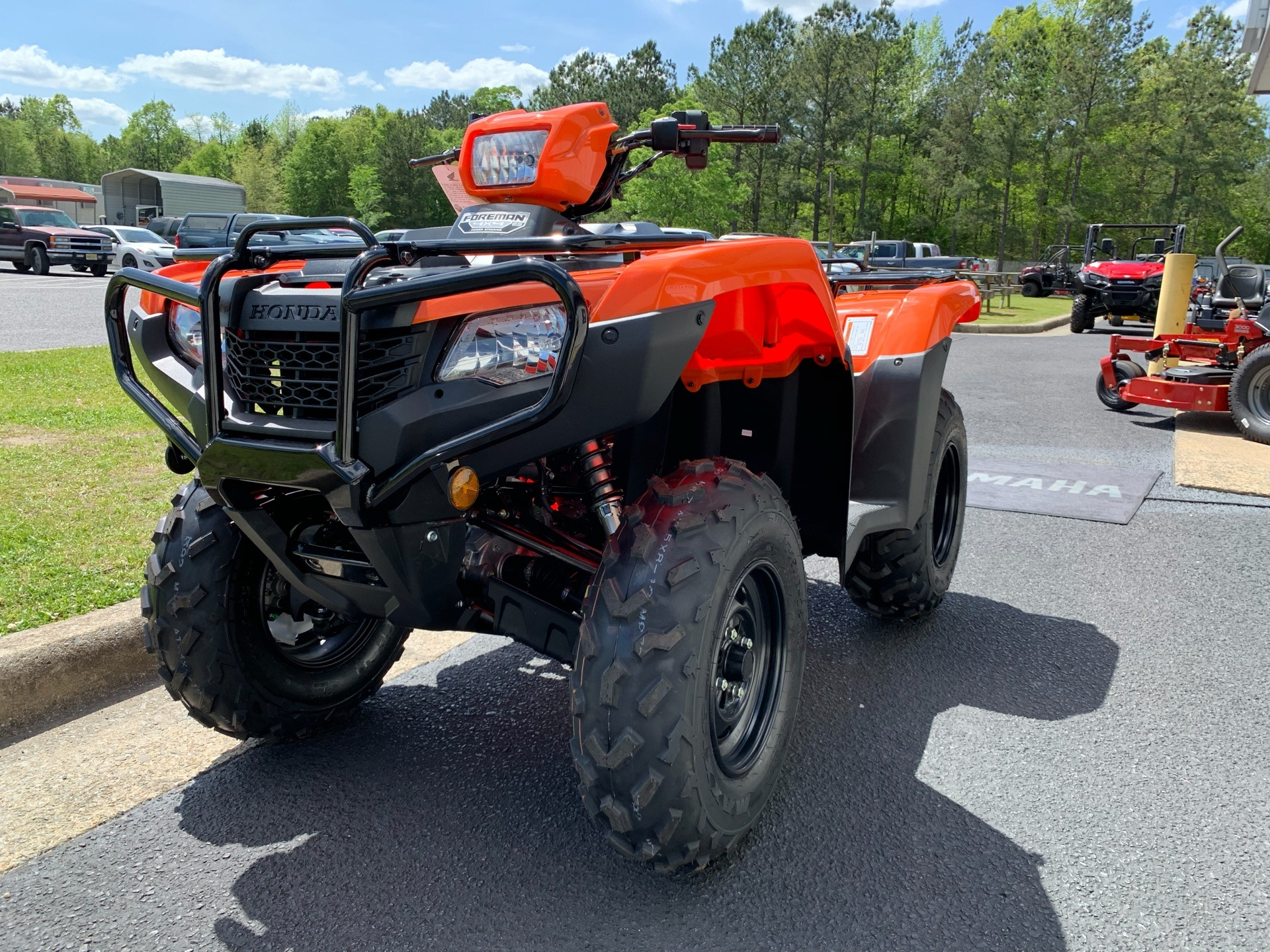 2019 Honda FourTrax Foreman 4x4 ES EPS in Greenville, North Carolina - Photo 5