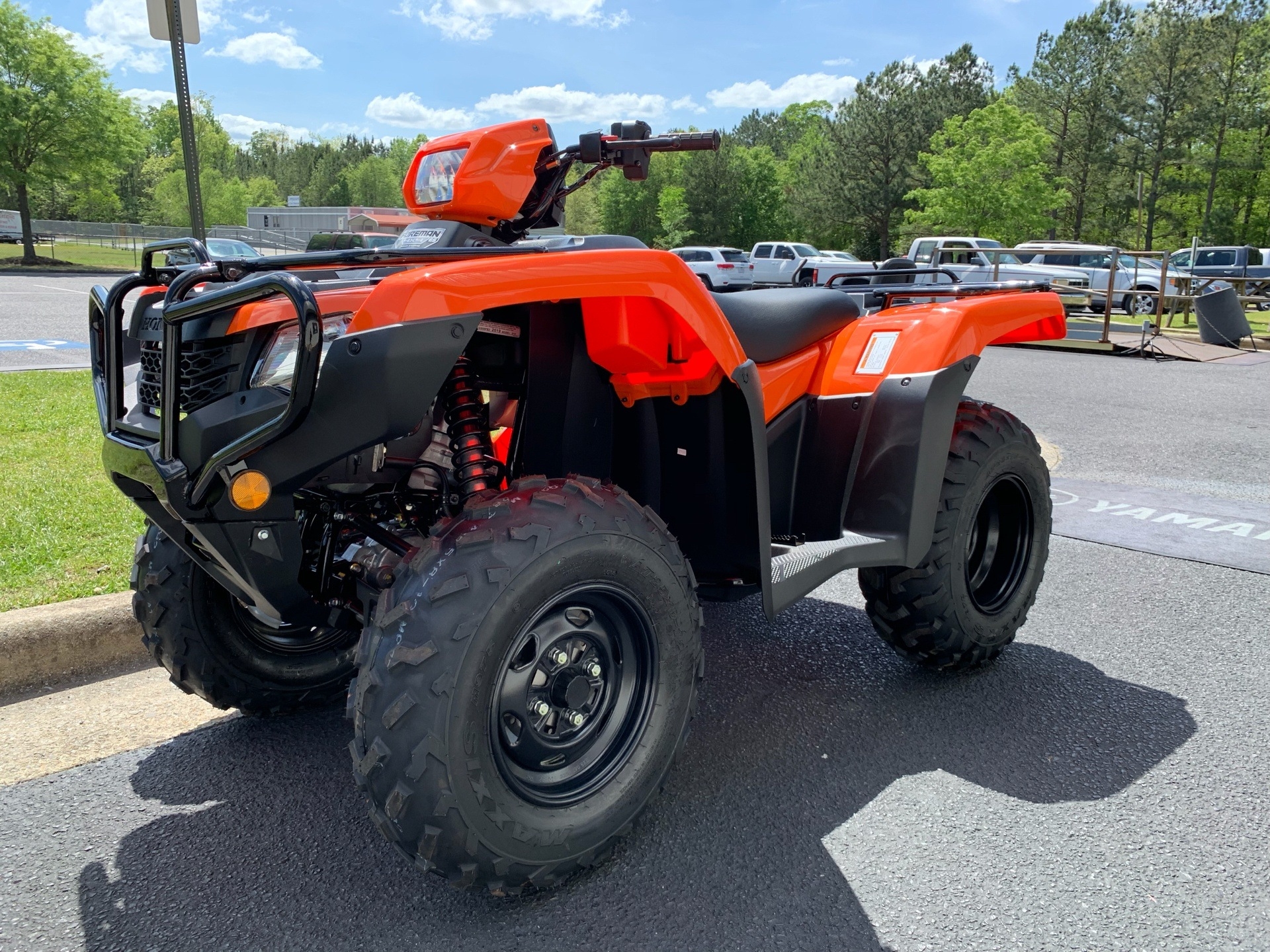 2019 Honda FourTrax Foreman 4x4 ES EPS in Greenville, North Carolina - Photo 6