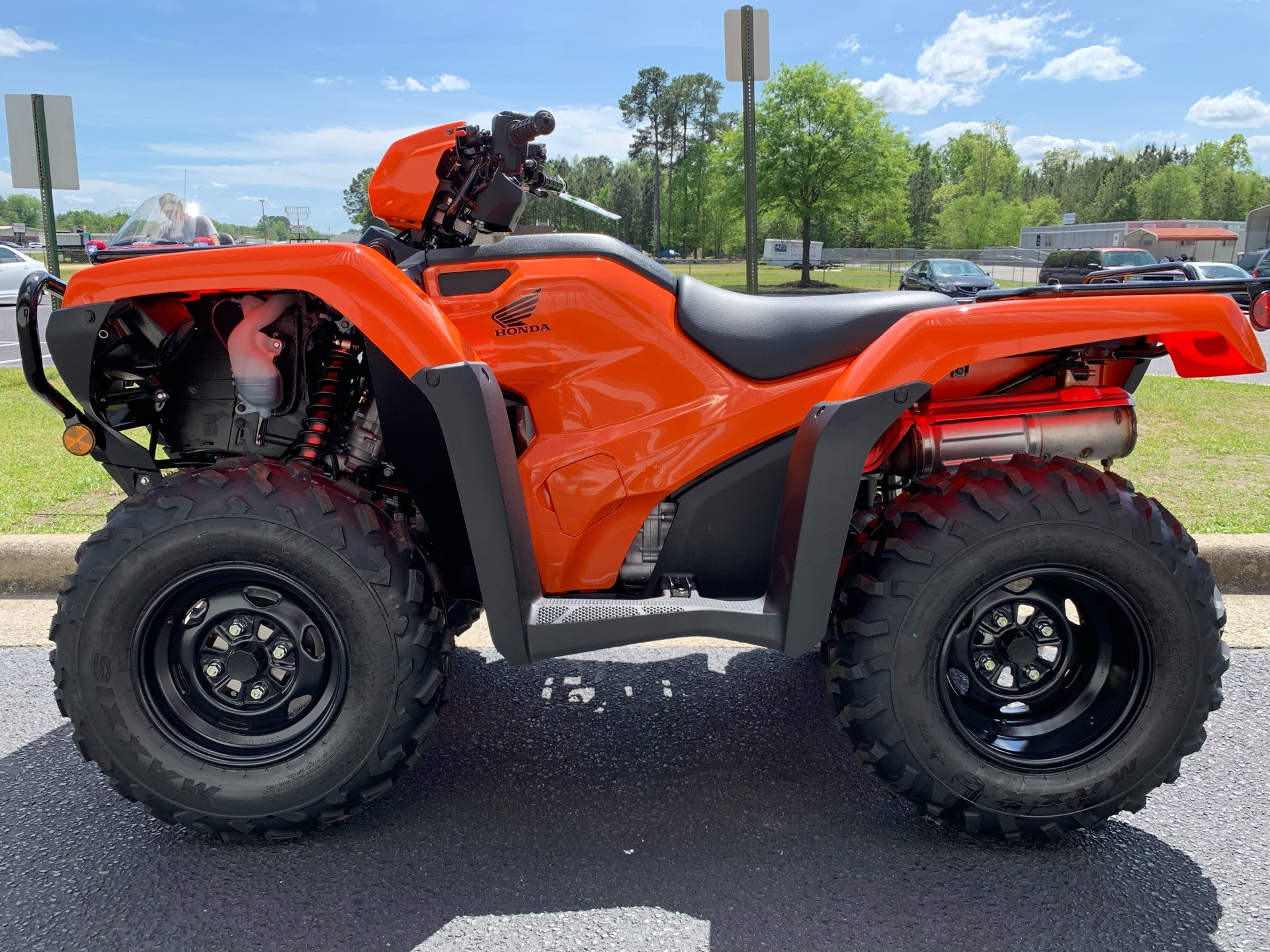 2019 Honda FourTrax Foreman 4x4 ES EPS in Greenville, North Carolina - Photo 7