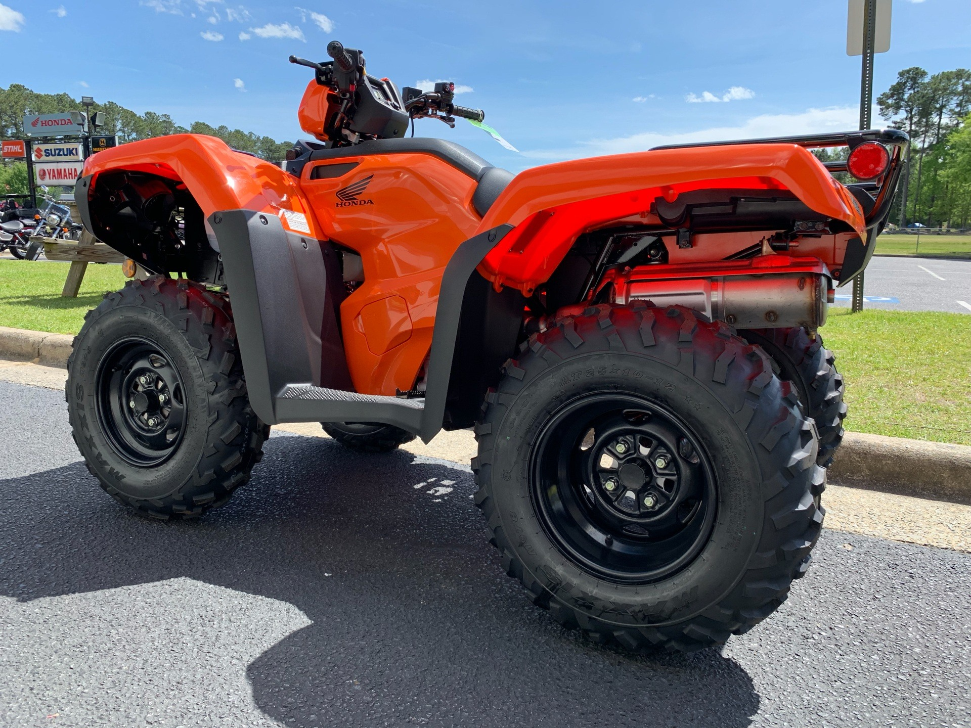 2019 Honda FourTrax Foreman 4x4 ES EPS in Greenville, North Carolina - Photo 8