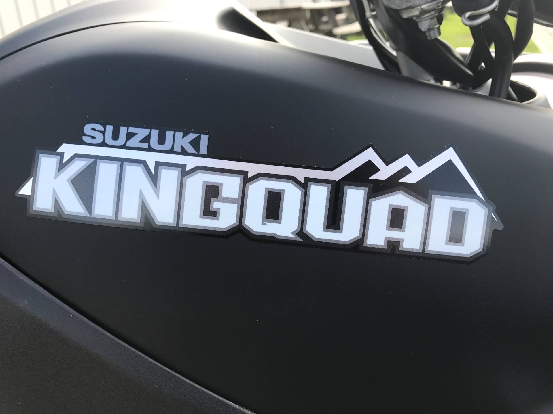 2017 Suzuki KingQuad 750AXi Power Steering Special Edition in Greenville, North Carolina