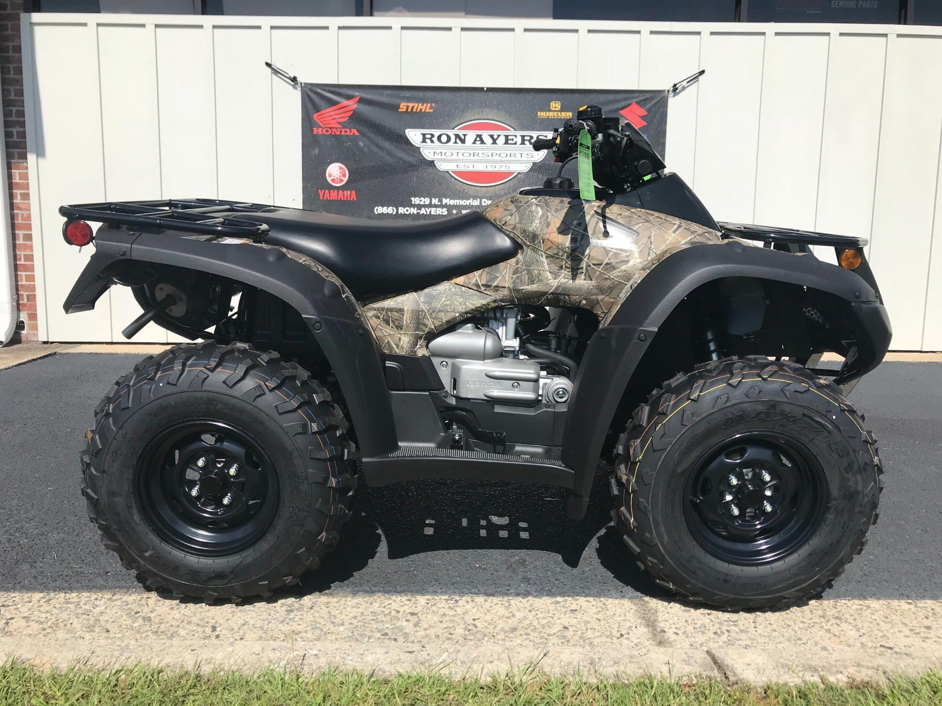2019 Honda FourTrax Rincon in Greenville, North Carolina - Photo 1