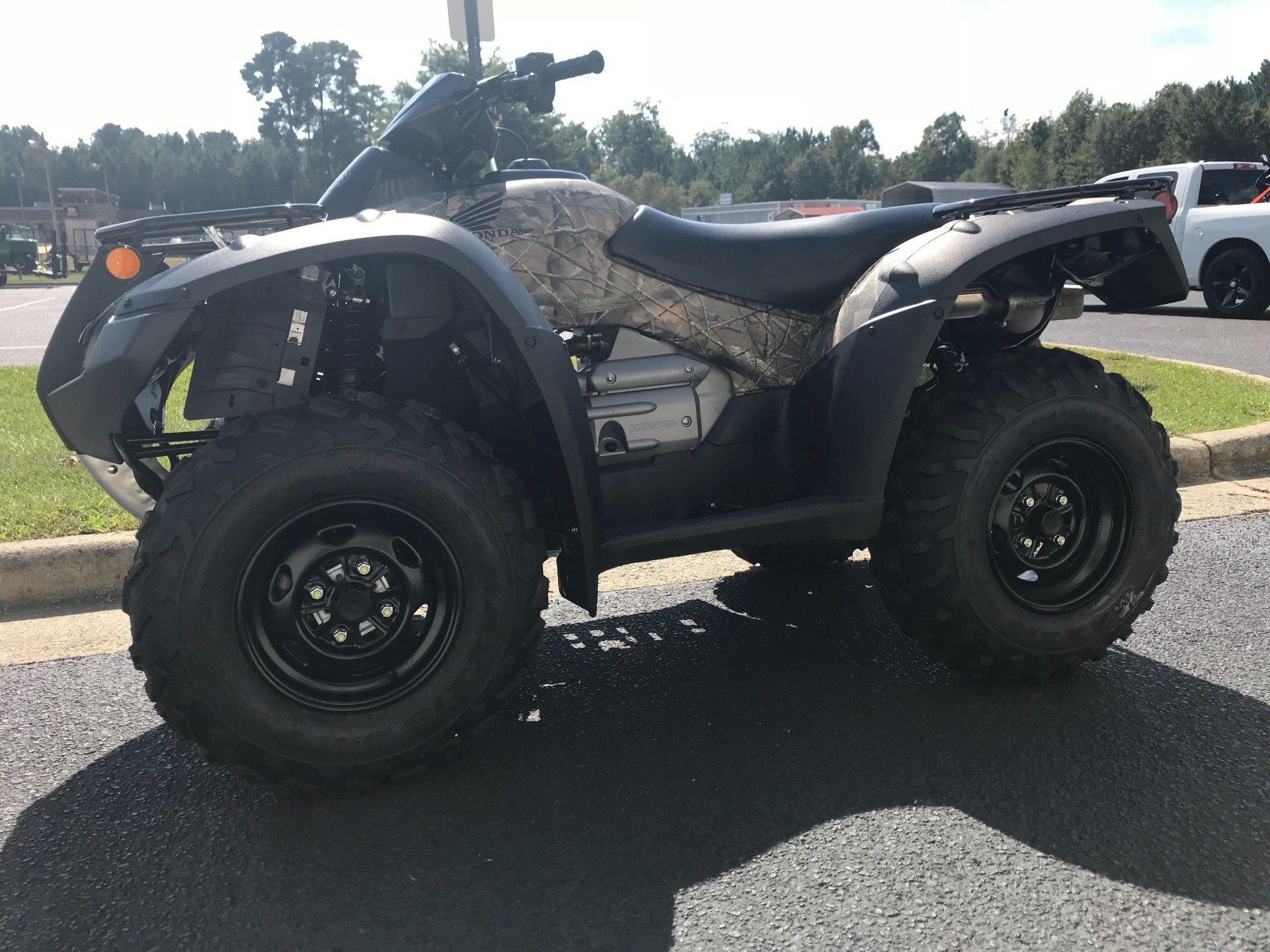 2019 Honda FourTrax Rincon in Greenville, North Carolina - Photo 6