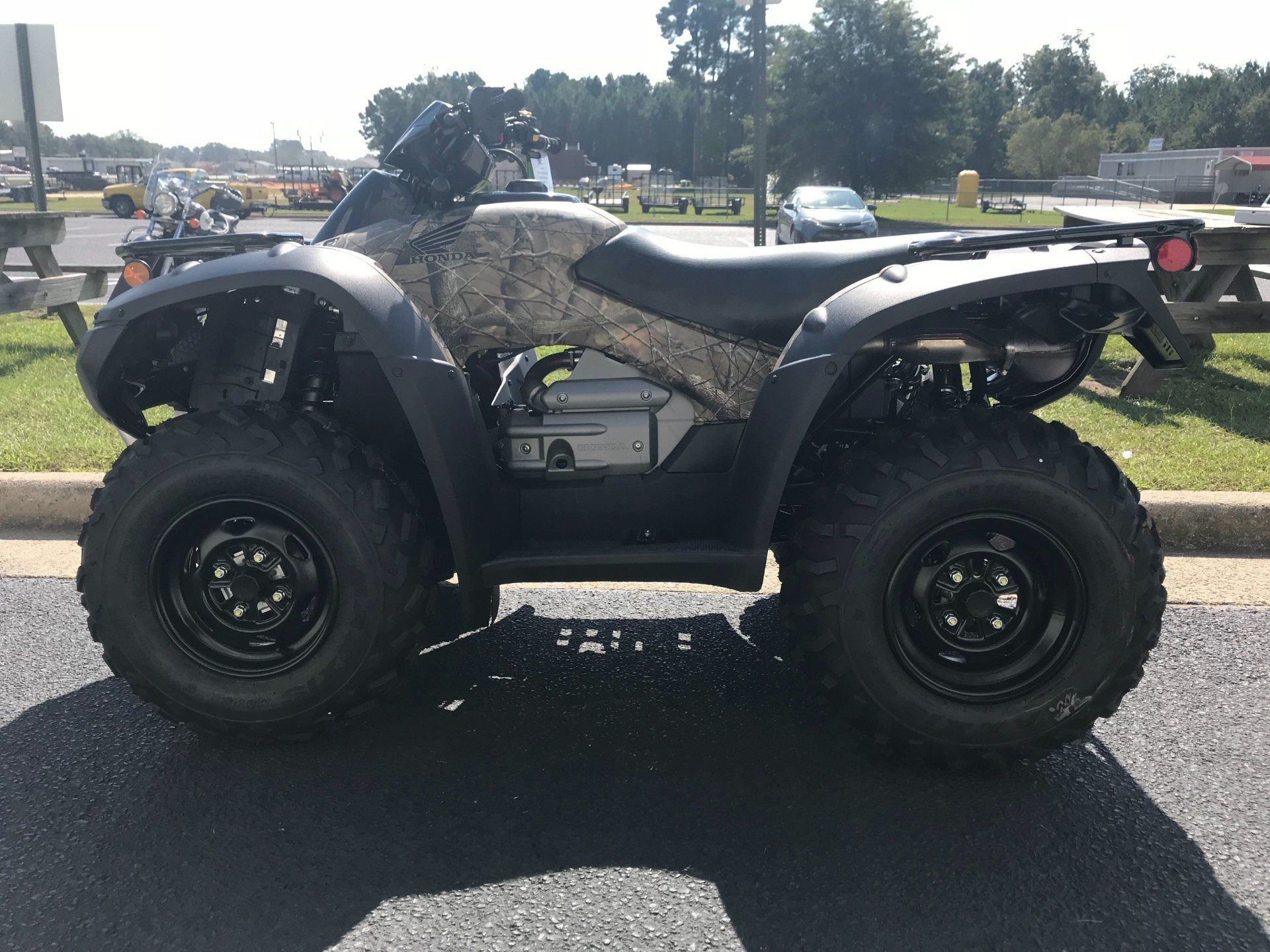 2019 Honda FourTrax Rincon in Greenville, North Carolina - Photo 7
