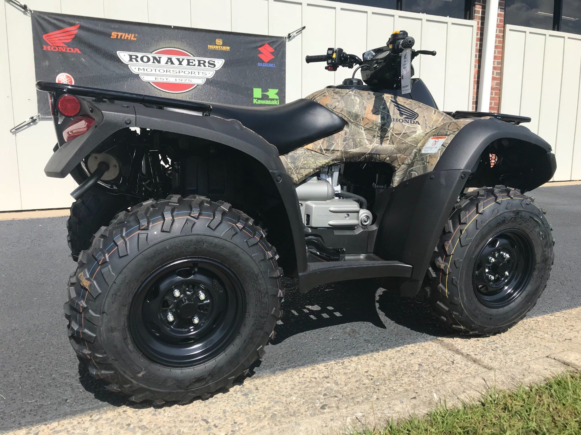 2019 Honda FourTrax Rincon in Greenville, North Carolina - Photo 12