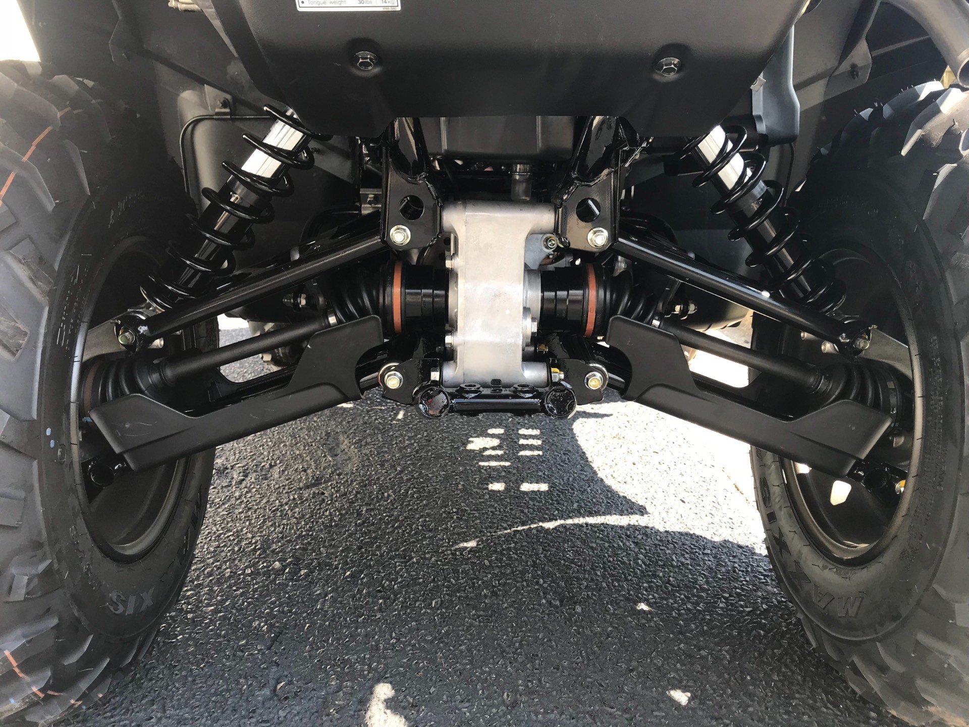 2019 Honda FourTrax Rincon in Greenville, North Carolina - Photo 19