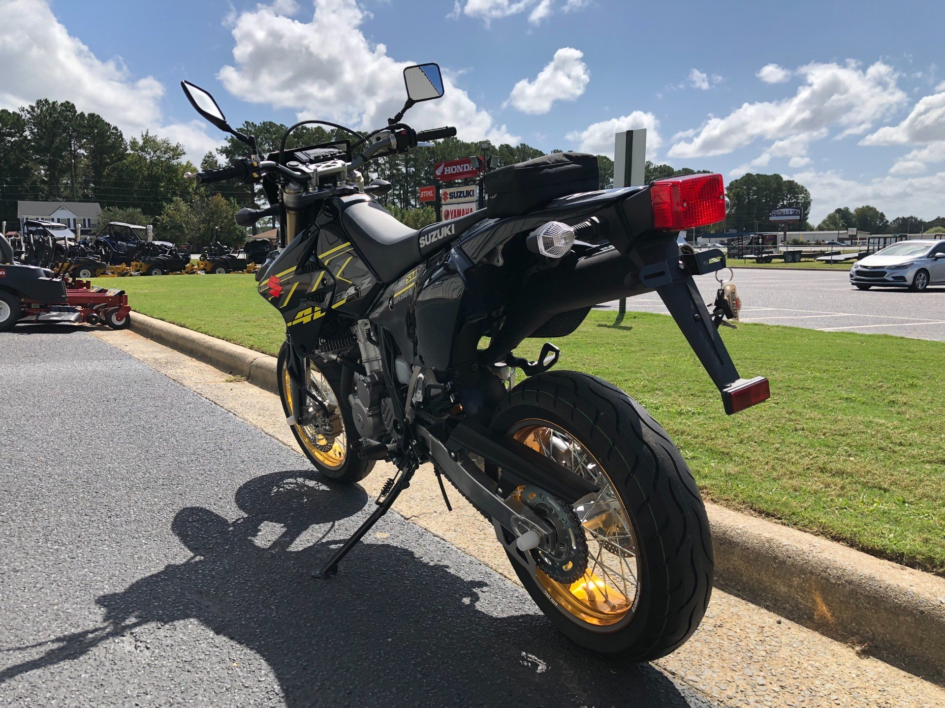 2018 Suzuki DR-Z400SM in Greenville, North Carolina - Photo 9