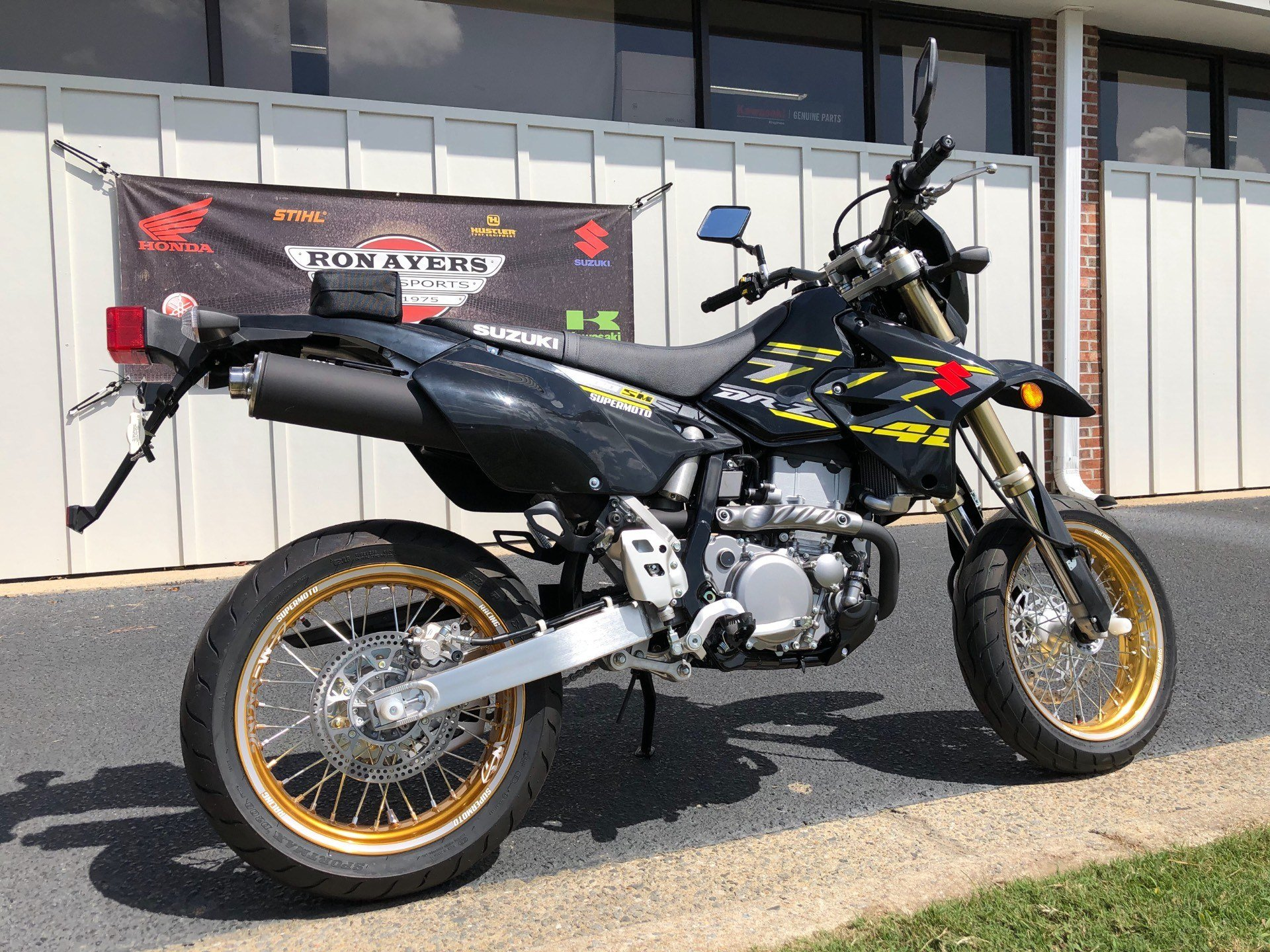 2018 Suzuki DR-Z400SM in Greenville, North Carolina - Photo 12