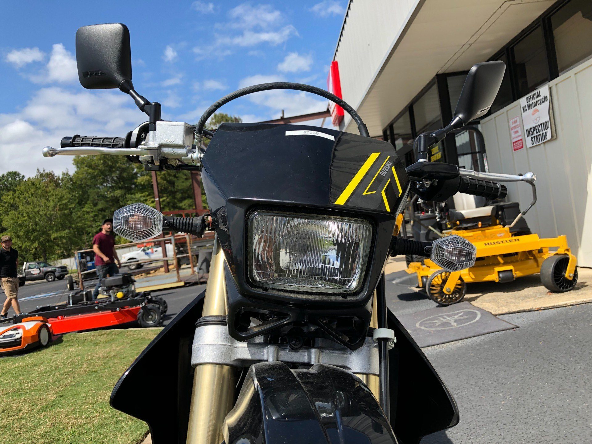 2018 Suzuki DR-Z400SM in Greenville, North Carolina - Photo 13