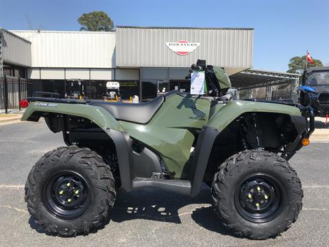 2021 Honda FourTrax Foreman Rubicon 4x4 Automatic DCT in Greenville, North Carolina