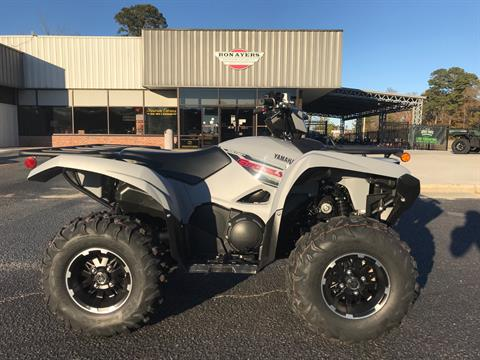 2021 Yamaha Grizzly EPS in Greenville, North Carolina