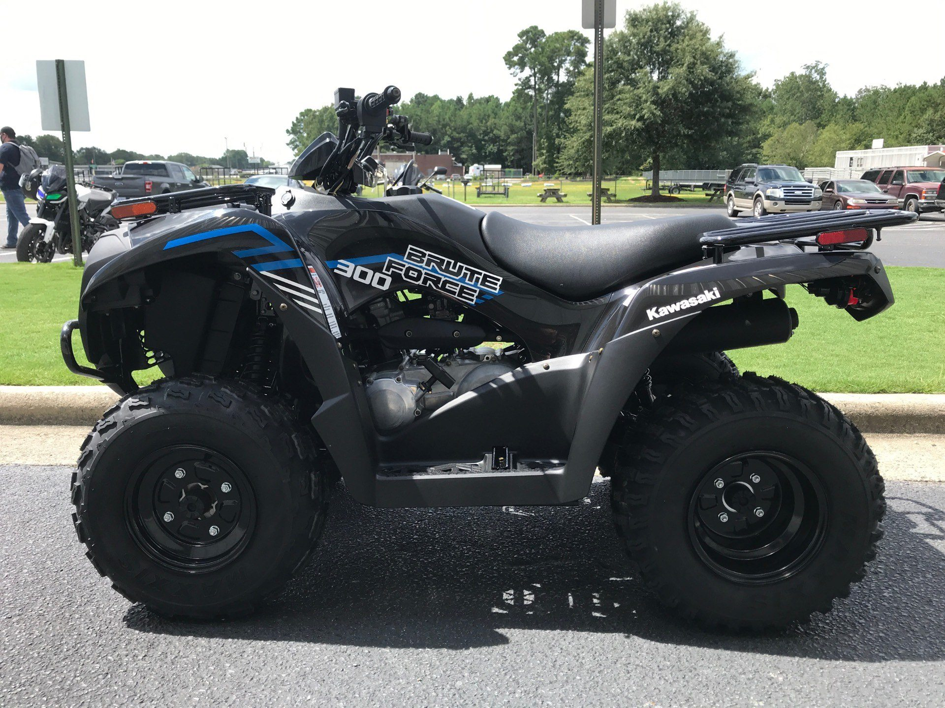 2021 Kawasaki Brute Force 300 in Greenville, North Carolina - Photo 5