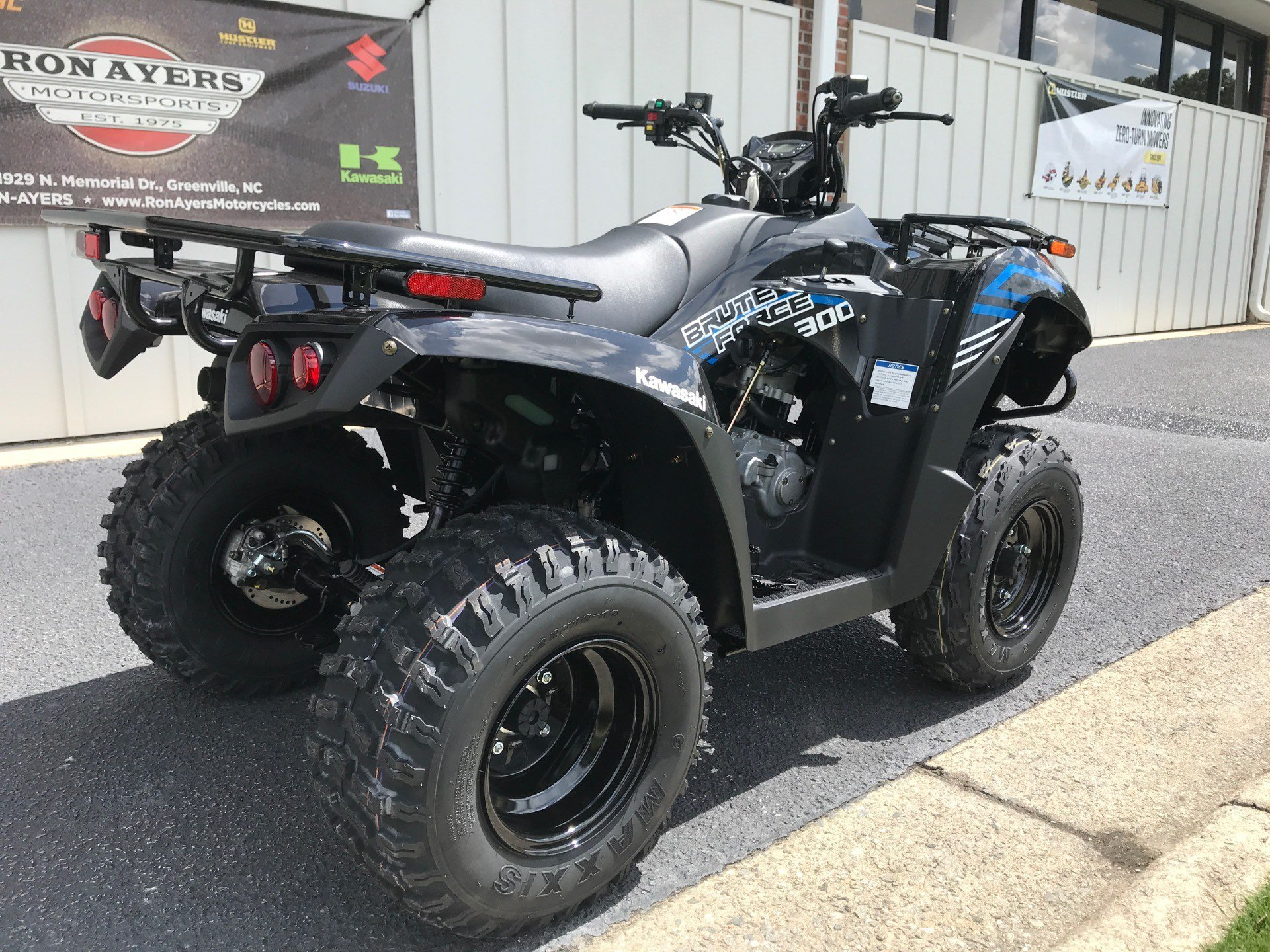 2021 Kawasaki Brute Force 300 in Greenville, North Carolina - Photo 8