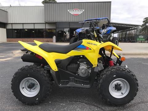 2021 Suzuki QuadSport Z90 in Greenville, North Carolina - Photo 1
