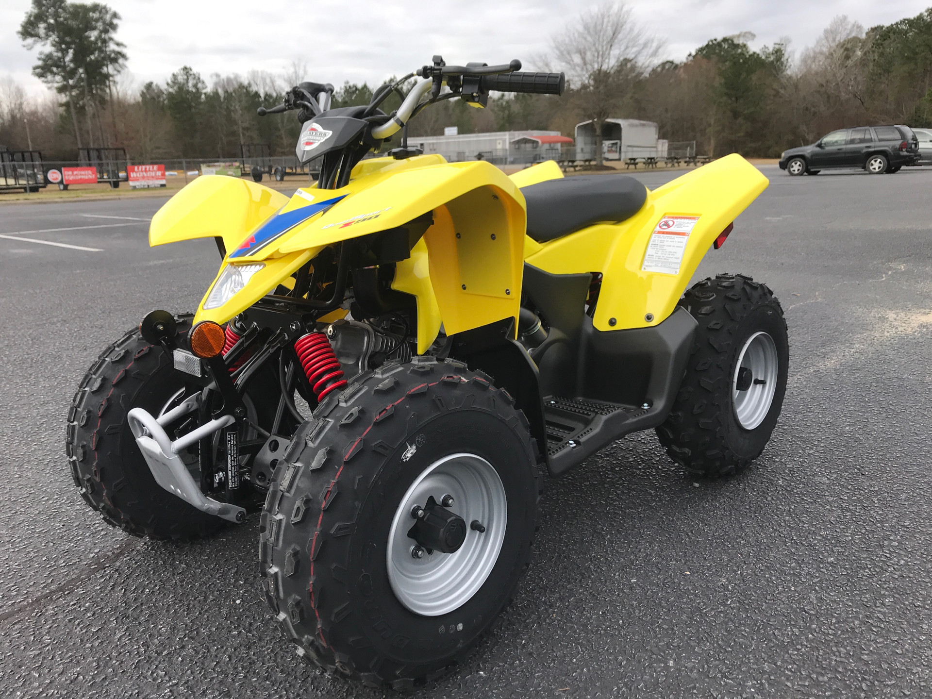 2021 Suzuki QuadSport Z90 in Greenville, North Carolina - Photo 4
